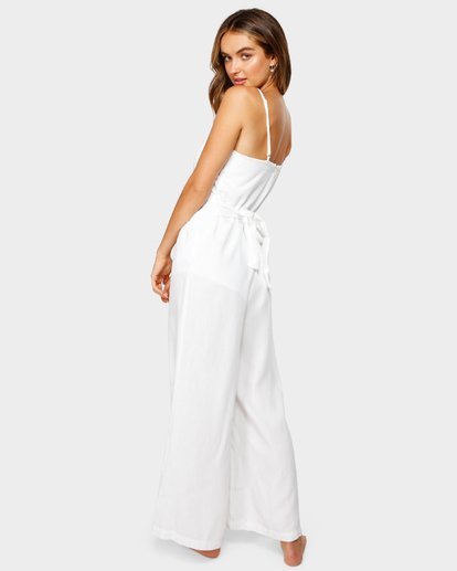 2 JOSIE JUMPSUIT White 6582515 Billabong