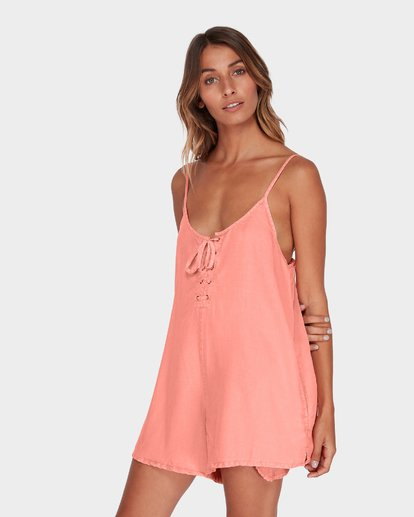 1 VIDA PLAYSUIT Pink 6582517 Billabong