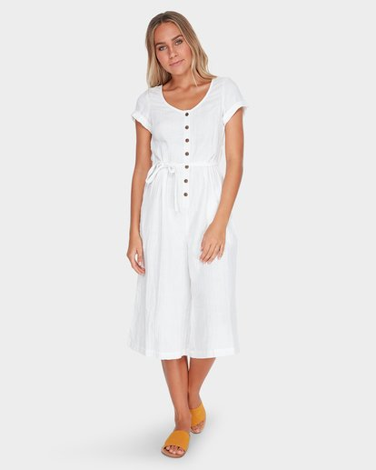 3 PAROS JUMPSUIT White 6582531 Billabong