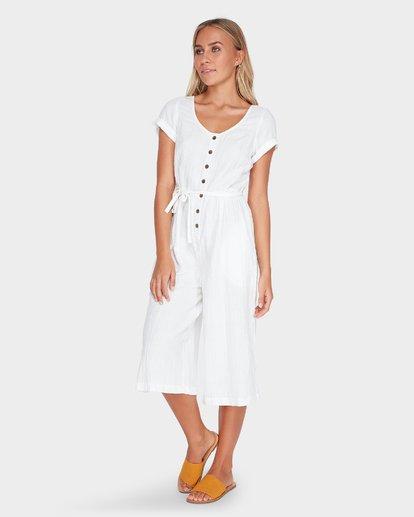 1 PAROS JUMPSUIT White 6582531 Billabong