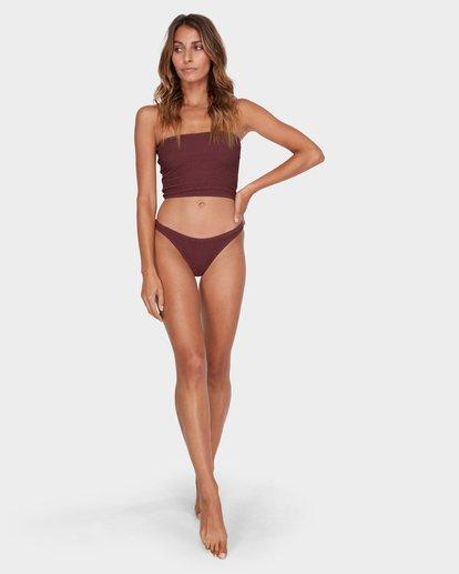 6 Summer High Tube Bikini Top Red 6582581 Billabong