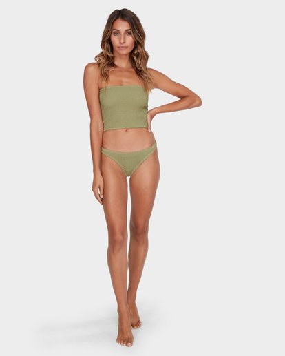 5 Summer High Tube Bikini Top Green 6582581 Billabong