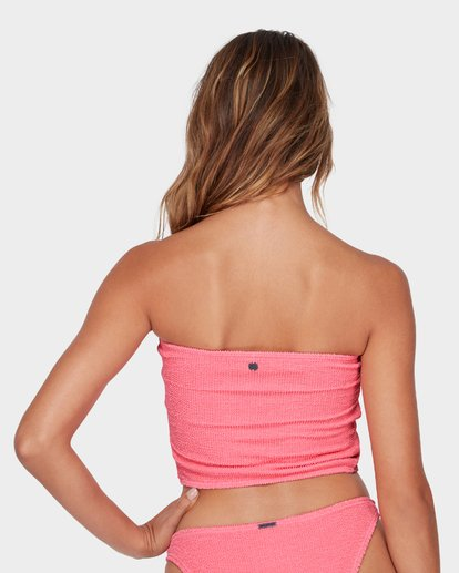 1 SUMMER HIGH TUBE BIKINI TOP Pink 6582581 Billabong