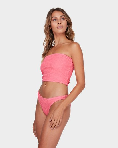 3 SUMMER HIGH TUBE BIKINI TOP Pink 6582581 Billabong