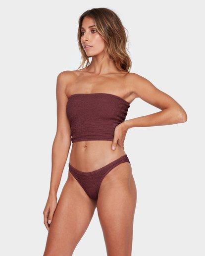 4 Summer High Tube Bikini Top Red 6582581 Billabong