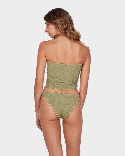 4 Summer High Tube Bikini Top Green 6582581 Billabong