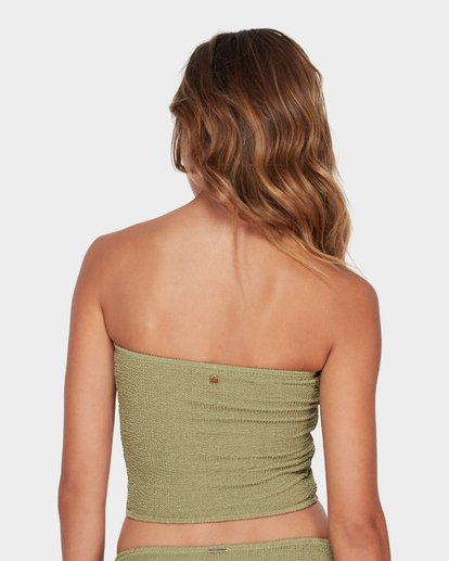 1 Summer High Tube Bikini Top Green 6582581 Billabong