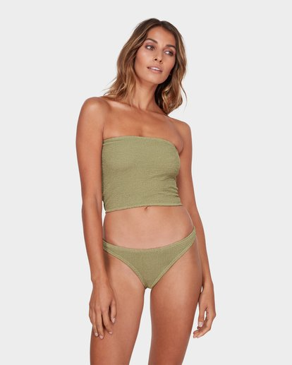 2 Summer High Tube Bikini Top Green 6582581 Billabong