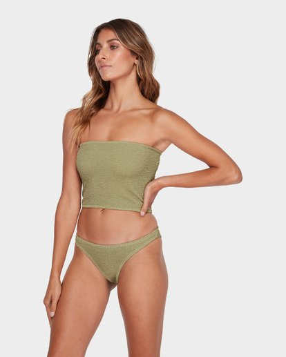 3 Summer High Tube Bikini Top Green 6582581 Billabong