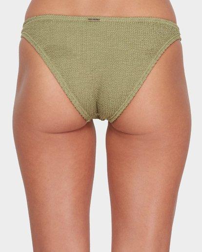 4 Summer High Tropic Bikini Bottom Green 6582582 Billabong