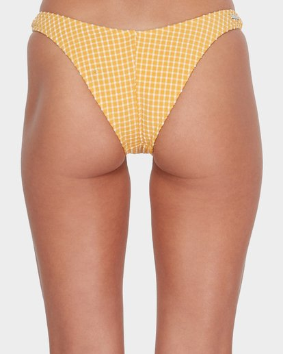 4 SURF CHECK HIKE BIKINI BOTTOM  6582602 Billabong