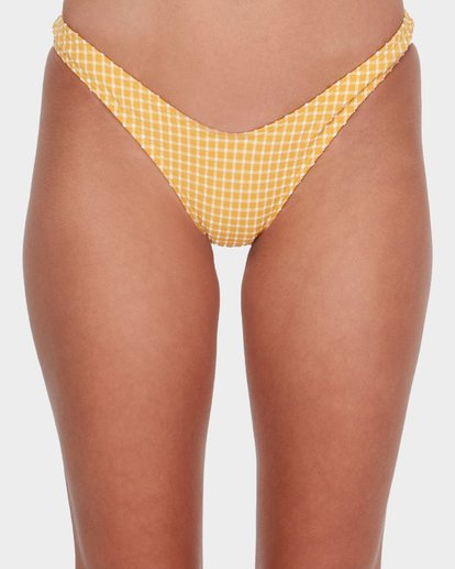 3 SURF CHECK HIKE BIKINI BOTTOM  6582602 Billabong