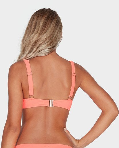 4 SOL SEARCHER D/DD BIKINI TOP Red 6582725 Billabong