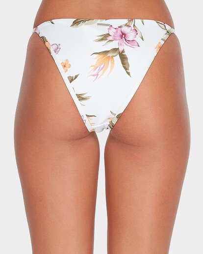 4 MAUVE ISLAND HIKE BIKINI BOTTOM White 6582746 Billabong