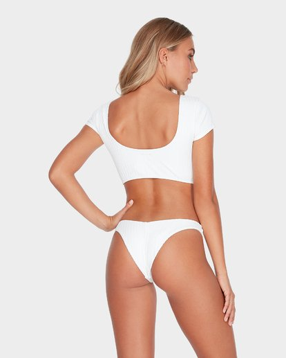 2 HEATING UP CROP White 6582766 Billabong