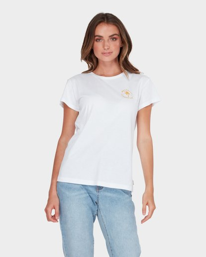 0 AUSTRALIA TEE White 6585017M Billabong