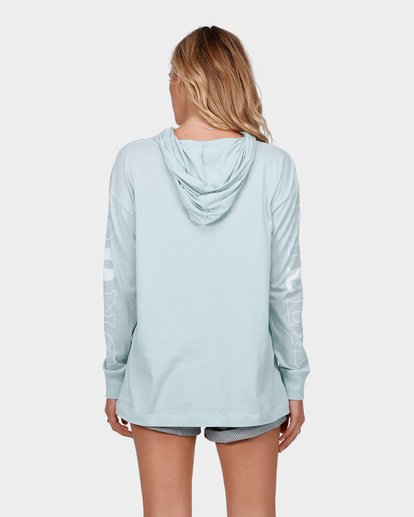 2 COLLIDE LONG SLEEVE TEE Blue 6585076 Billabong