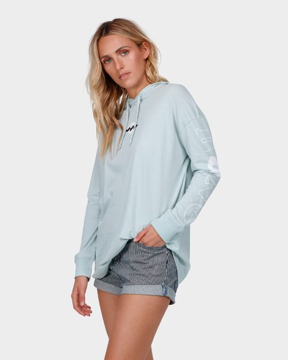 1 COLLIDE LONG SLEEVE TEE Blue 6585076 Billabong