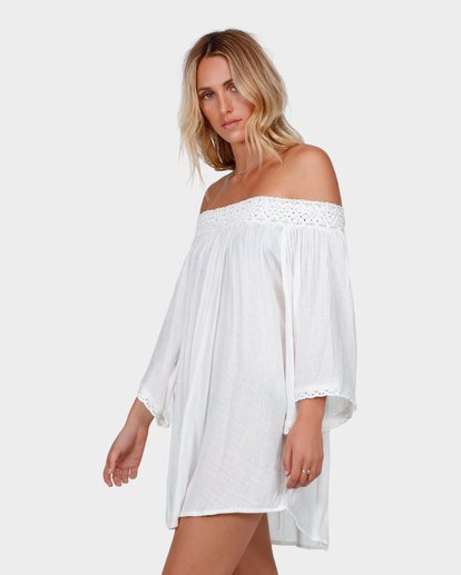 1 EASY BREEZE COVER UP Beige 6585153 Billabong