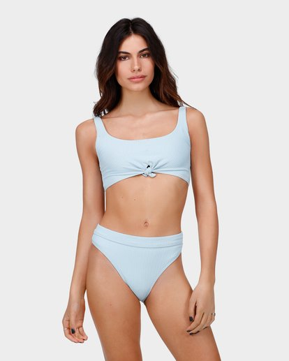 1 UNDER THE SUN MAUI RIDER BIKINI BOTTOM Blue 6585571 Billabong