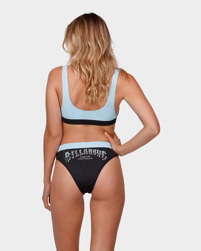 0 THROWBACKS MAUI RIDER BIKINI BOTTOM  6585597 Billabong