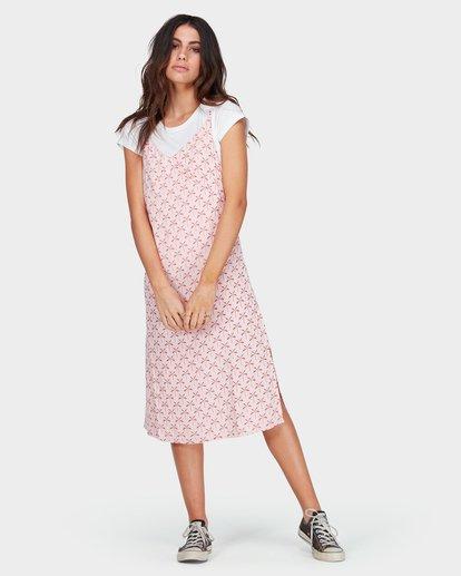 3 PALMERA SLIP DRESS Pink 6586478 Billabong