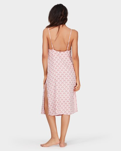 2 PALMERA SLIP DRESS Pink 6586478 Billabong