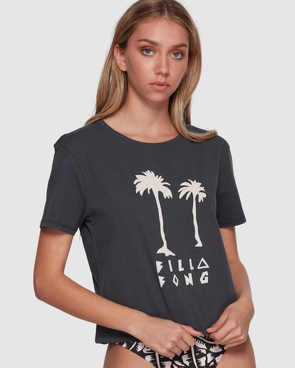 LOVE OF PALMS TEE  6591019M