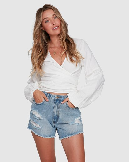 1 WANDERER TOP White 6591092 Billabong