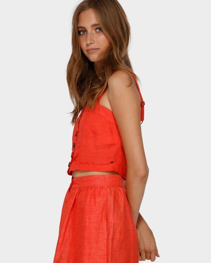 2 Lost On You Cami Top Orange 6591098 Billabong