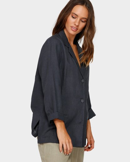 2 TRAVELLER SHIRT Black 6591106 Billabong
