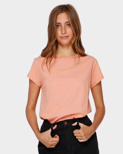 1 CHANGES TEE Beige 6591132 Billabong