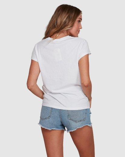 3 Changes Tee White 6591132 Billabong