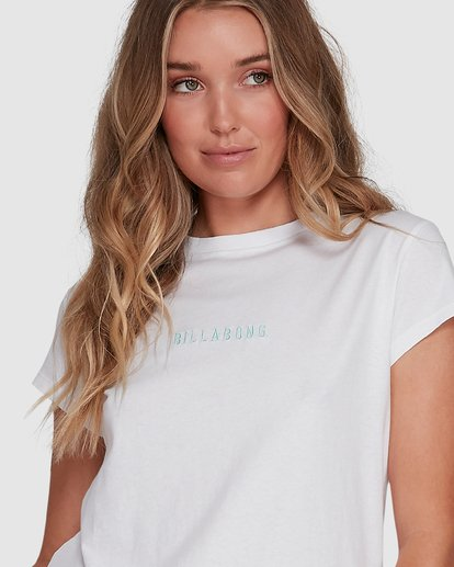 4 Changes Tee White 6591132 Billabong