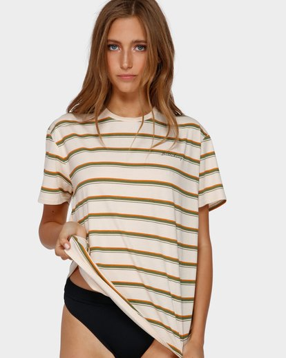 0 SUN SLUMBER TEE White 6591135 Billabong