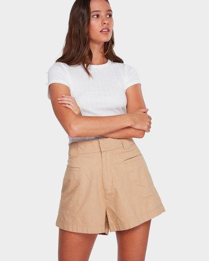 0 Future Classic Shorts Brown 6591274 Billabong