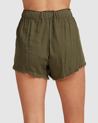 4 Salt Wrecked Shorts Green 6591276 Billabong