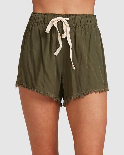 3 Salt Wrecked Shorts Green 6591276 Billabong
