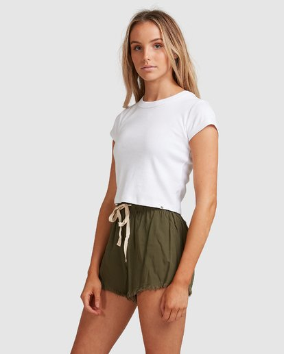 1 Salt Wrecked Shorts Green 6591276 Billabong