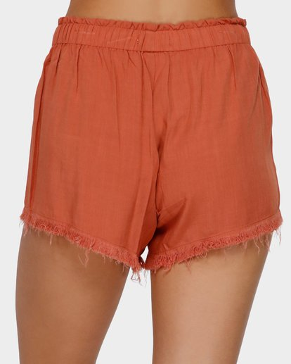5 SALT WRECKED SHORTS Orange 6591276 Billabong