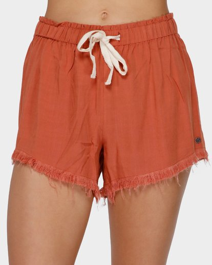 4 SALT WRECKED SHORTS Orange 6591276 Billabong