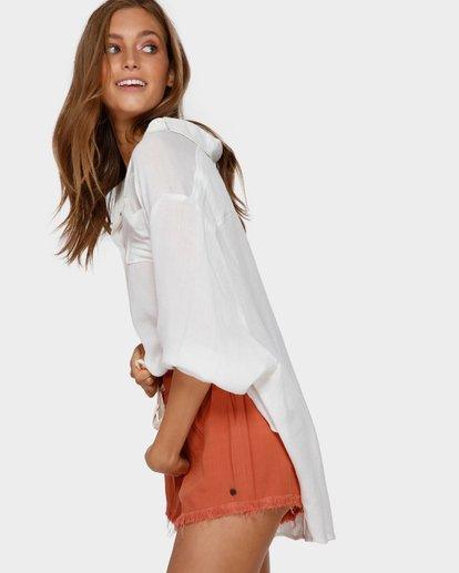2 SALT WRECKED SHORTS Orange 6591276 Billabong
