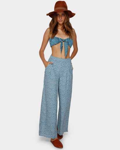 1 FLORIDA PANT Blue 6591405 Billabong