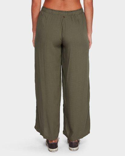 4 Salty Tides Pants Green 6591406 Billabong