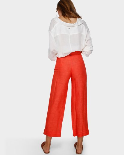3 Alhambra Pant Orange 6591411 Billabong