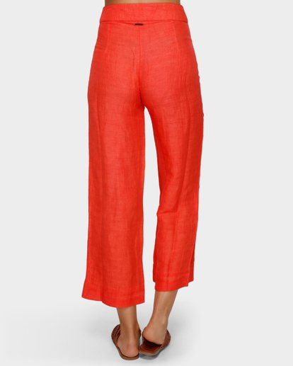 5 Alhambra Pant Orange 6591411 Billabong