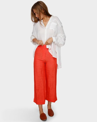 1 Alhambra Pant Orange 6591411 Billabong