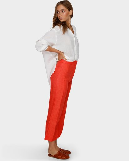 0 Alhambra Pant Orange 6591411 Billabong