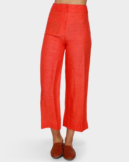 4 Alhambra Pant Orange 6591411 Billabong