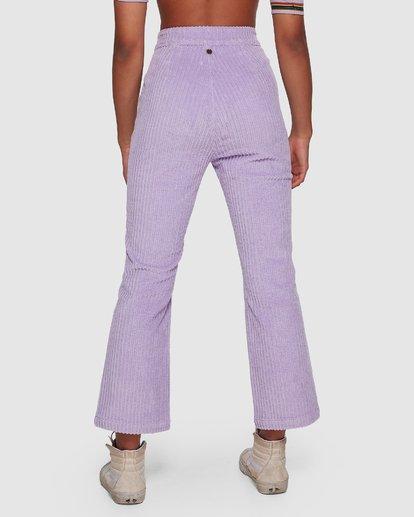 5 JAGGER CORD PANT Purple 6591421M Billabong